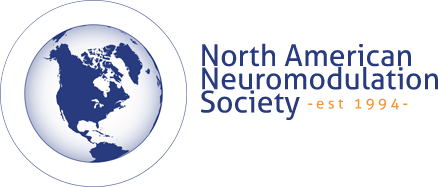 North American Neuromodulation Society logo.